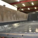 Bak Vrachtwagen Antislip coating